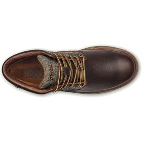 OluKai Hualalai Mid Shoes Herr carob/carob